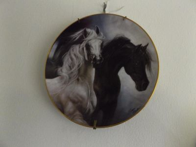 Set Free' by Susie Morton from Noble And Free Danbury Mint Plate