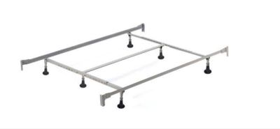 Adjustable bed frame (rails)can be twin to king