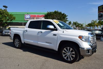 2016 Toyota Tundra CrewMax Limited Pickup 4D 5 1/2 ft (714-757-1134)