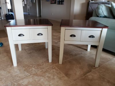 End Tables-2 available