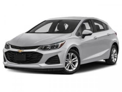 2019 Chevrolet Cruze Premier (Kinetic Blue Metallic)