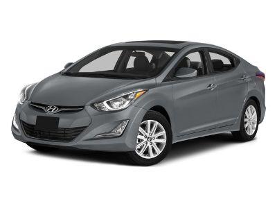 2015 Hyundai Elantra GLS (Shimmering Air Silver)