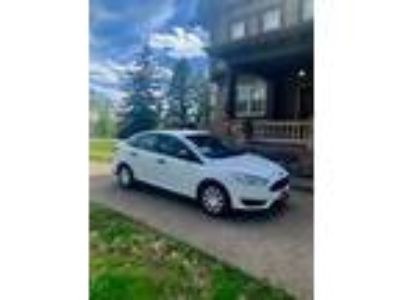 2018 Ford Focus 2018 Ford Focus Low Miles