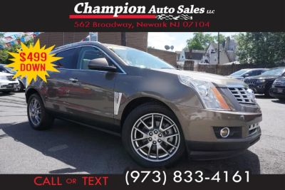 2015 Cadillac SRX FWD 4dr Performance Collection (Cocoa Bronze Metallic)
