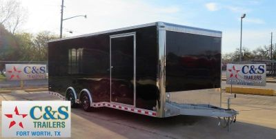 "2019 BRAVO 102"" X 24' CAR / RACING TRAILER"