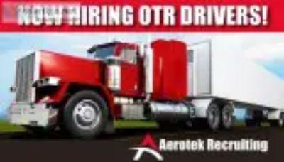 CDL-A OTR Drivers