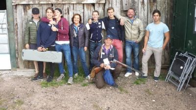Stag and Hen Activities from AA Shooting School, UK