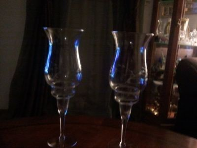 princess house candle holders