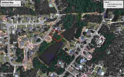 108 Tranquility Drive Crestview, Waterfront Homesite!