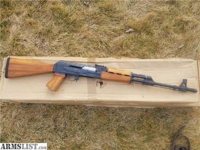 For Sale: Mitchell Arms M90 308 AK47 Complete with Original AK47 Original Box, Magazines, Manual, etc. RARE!