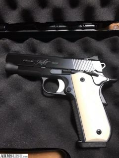 For Sale/Trade: Kimber Classic