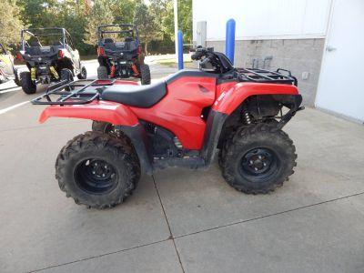 2017 Honda FourTrax Rancher Utility ATVs Concord, NH