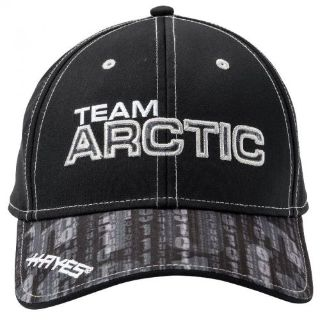 Purchase Arctic Cat Team Arctic Sponsor Embroider Performance Cap - Black Gray - 5263-136 motorcycle in Sauk Centre, Minnesota, United States, for US $24.95