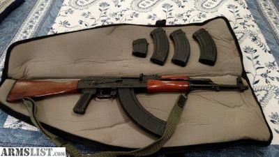 For Sale: Romanian/Romarm CUGIR AK-47