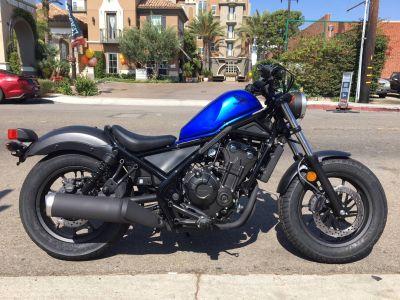 2018 Honda Rebel 500 Cruiser Motorcycles Marina Del Rey, CA
