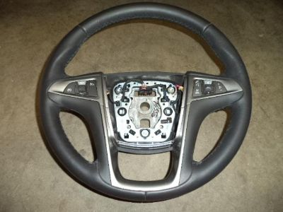 Purchase 10 LACROSSE STEERING WHEEL BLACK WITH RADIO CONTROLS 325713 motorcycle in Holland, Ohio, US, for US $97.50