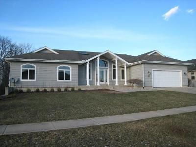 4 Bed 3 Bath Foreclosure Property in Tecumseh, MI 49286 - Wind Dancer Trl