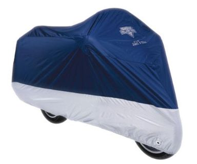 Buy Nelson-Rigg MC-902-05 Navy Silver Motorcycle Cover Size XX-Large motorcycle in South Houston, Texas, US, for US $44.99