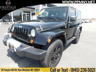 2010 Jeep Wrangler Sahara (Black)
