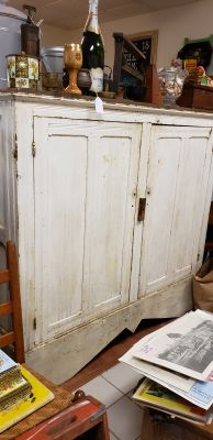 1800S JELLY CUPBOARD PRIMITIVE