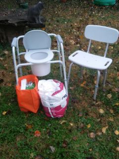 potty chair shower chair