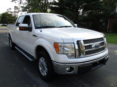 2011 Ford F-150 XL (White)
