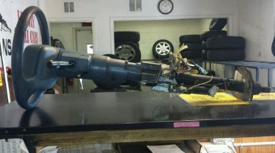 Purchase 1994 Chevrolet Caprice steering column motorcycle in Decatur, Georgia, United States, for US $175.00