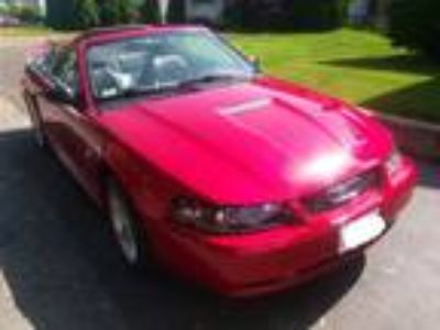 Used 1999 Ford Mustang GT 35TH Anniversary Ed in Hanover, MA