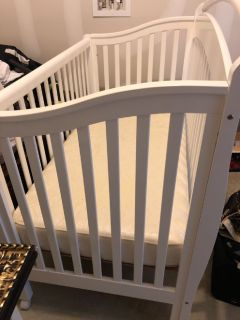 Free baby crib.