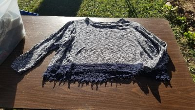 CATO Cropped Sweater - 3x