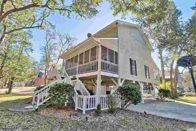 513 N Myrtle Dr. Surfside Beach Three BR, Welcome To ???THE