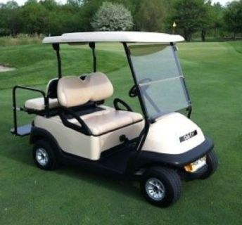 Gas and Electric Golf Carts For Sale | Detroit, Michigan