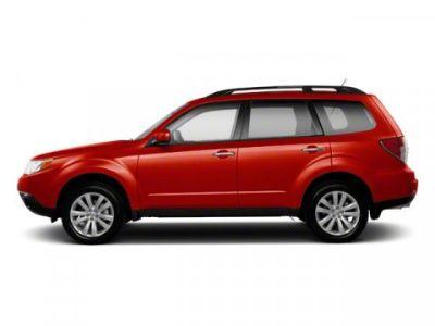 2010 Subaru Forester 2.5X Premium (Paprika Red Pearl)
