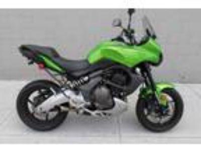 2009 Kawasaki Kle650versys