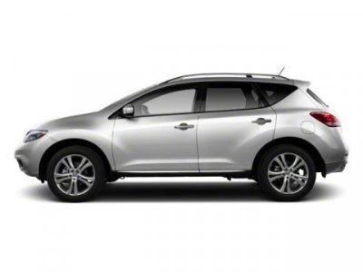 2011 Nissan Murano S (Brilliant Silver Metallic)
