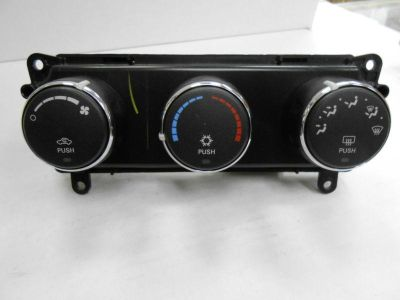 Sell 2008 Chrysler Town & Country OEM Climate Control Heater A/C Free Shipping! motorcycle in Milwaukee, Wisconsin, US, for US $39.95