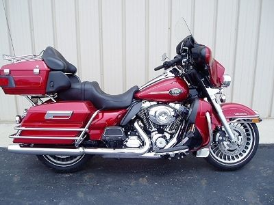 2013 Harley-Davidson Ultra Classic Electra Glide Touring Motorcycles Carroll, OH