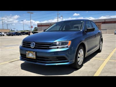 2015 Volkswagen Jetta (Silk Blue Metallic)