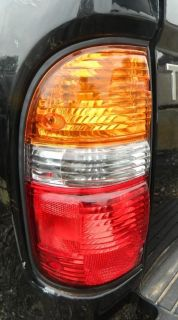 Find 2001-2004 TOYOTA TACOMA OEM LEFT TAIL LIGHT W/WARRANTY motorcycle in King of Prussia, Pennsylvania, US, for US $49.99