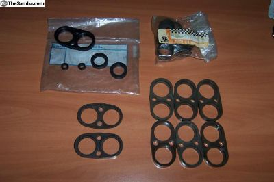 Injector Outer Seals, Mounting Blocks, Parts