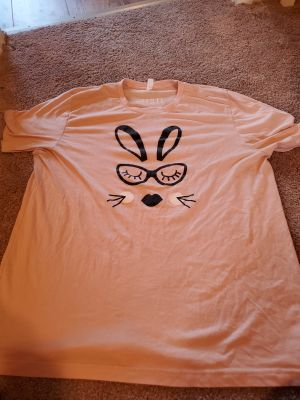 Bunny tshirt from Spoiled Rotten