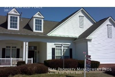 3 BR SFH in Active Adult Community