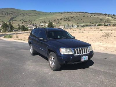 2004 Jeep grandcherokee limited 157k miles. Runs and drives amazing! Our 3rd car and don't need 3 lol