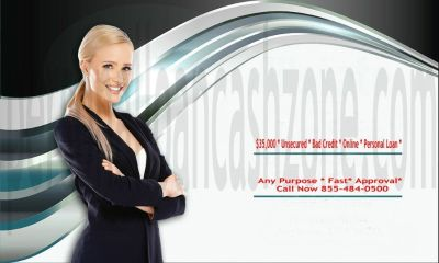 Any Purpose $35,000 Online* Bad Credit Personal Loan * Since 1998