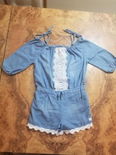 Limited too romper