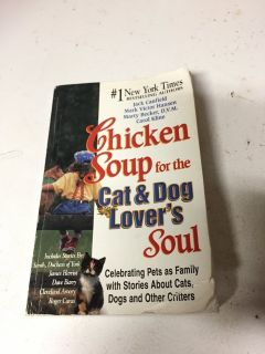 Chicken Soup for the Cat & Dog Lover s Soul