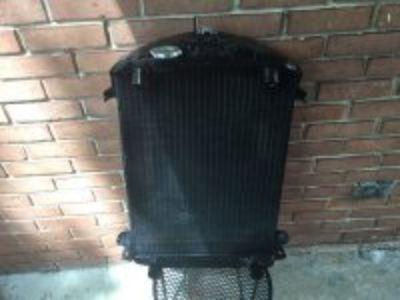 1932 ford radiator