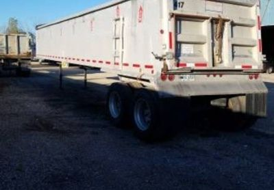 1997 Vantage End-Dump-Air-Ride-Trailer