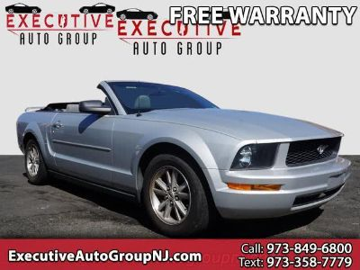 2006 Ford Mustang V6 Standard (Silver)