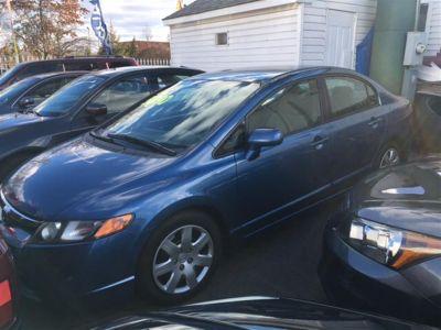 2007 Honda Civic LX (Blue)